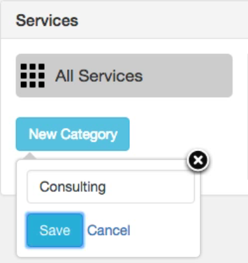 Bookly Plugin - Add Service Category