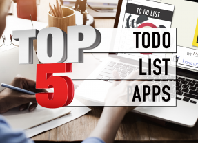 Top 5 To-Do List Apps